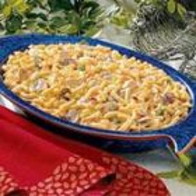 Golden Tuna Casserole