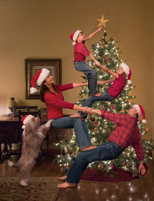 Enjoyed the pic ..This is just one of the amazing creative Christmas card ideas