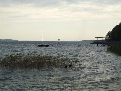 Lake Miedwie