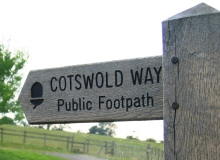 Walk the Cotswold Way – 100 miles from Chipping Campden to Bath, England, with a