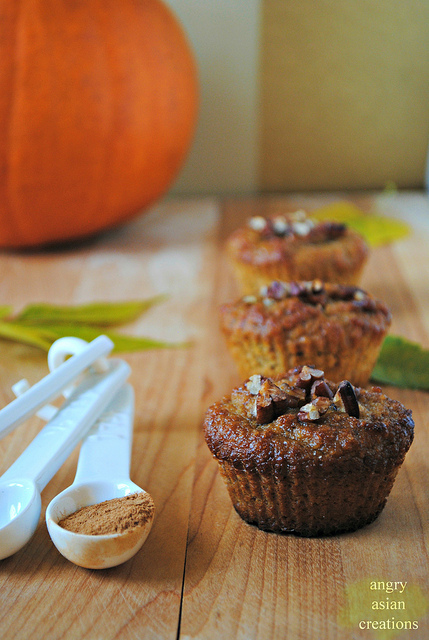 butternut squash muffins by {Lan} :angry_asian