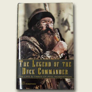 Random- yes, but I'll be reading this!  If you haven't seen Duck Dynasty