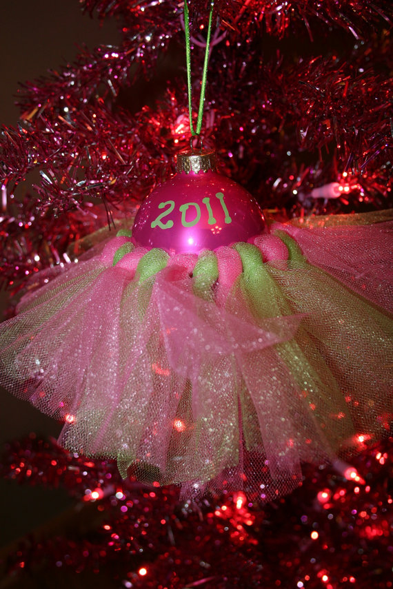 Ballet+Tutu+Christmas+Ornaments++Personalized+with+by+TooTuPrissy,+$8.00