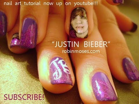 Justin Bieber Nails!!