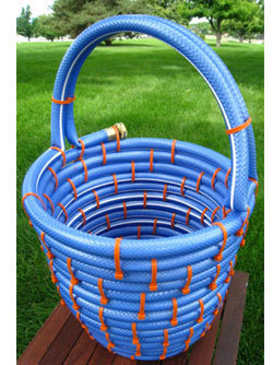 Great for housewarming/wedding–fill with garden items