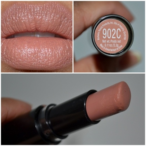 Good Neutral Color: Wet n Wild MegaLast Matte Lip Color in Bare It All – Another