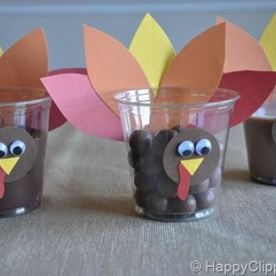 #Thanksgiving arts & crafts for the #kids