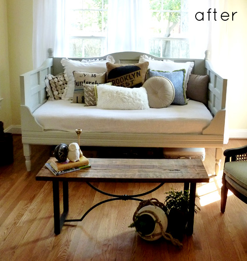 fabulous DIY daybed