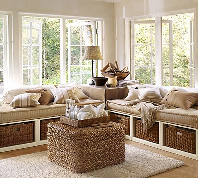 Gorgeous DIY daybeds