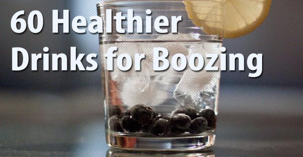 """Healthy Boozing? Yes please!"""