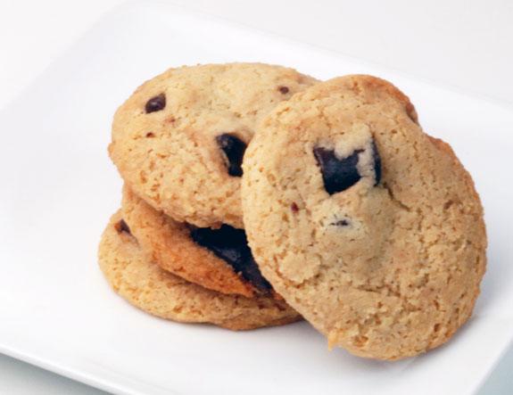 Primal Chocolate Chip Cookies (paleo/primal)