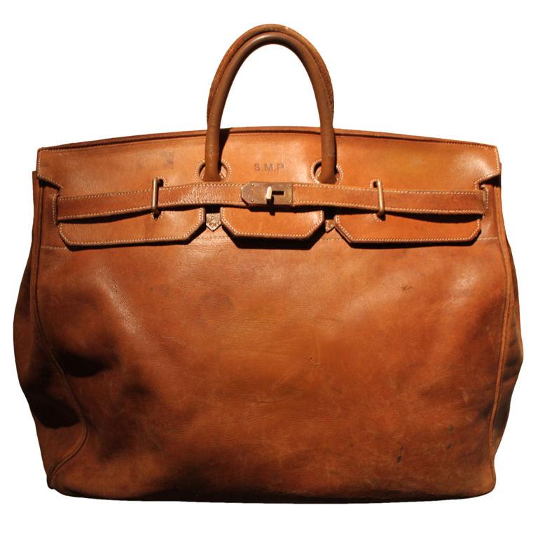 Hermes HAC Travel Bag