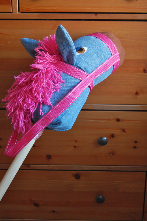 ikat bag: How To Make A Stick Horse