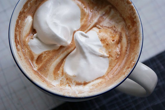 Polar Express Hot Chocolate (aka the BEST hot chocolate you've ever tasted)