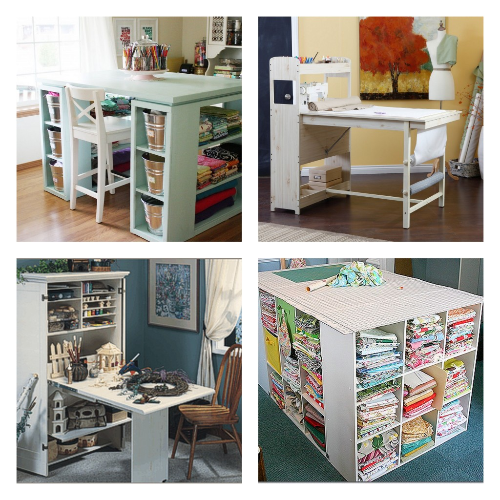 CREATIVE CRAFT TABLES