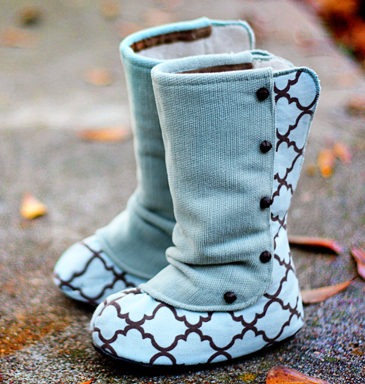 Cutest boots EVER for Kara!