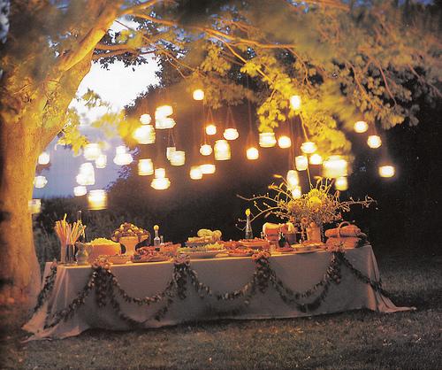Dessert table?