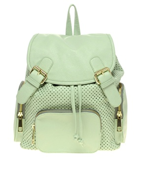 ASOS | ASOS Punchout Backpack at ASOS