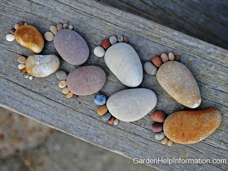 Garden Rock Feet