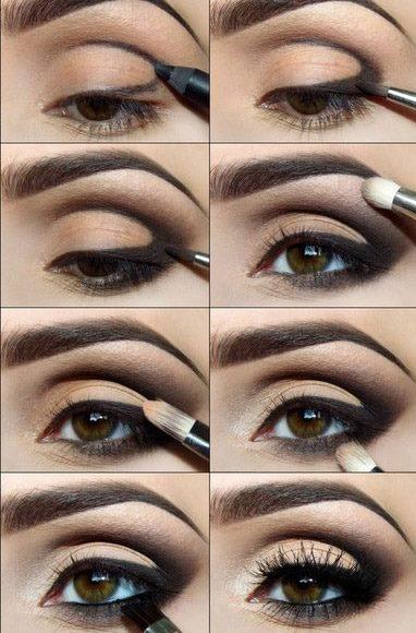 BEAUTIFUL! Loves the smokey eye :)