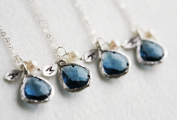 Personalized Bridesmaids' Gifts