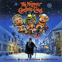 Muppets christmas carol!!!