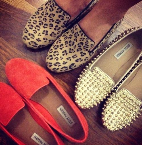 steve madden loafers for fall, LOVE!