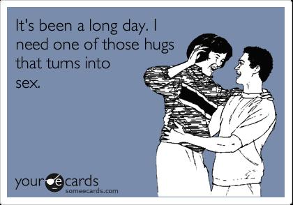 long hug :P
