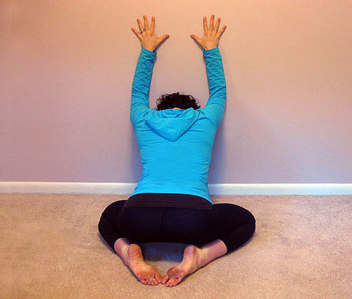 Stretches for sore neck and shoulders. I need these bad!  Exactly where I hold m