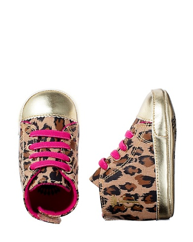 Leopard Sneakers. 😍 So cute!