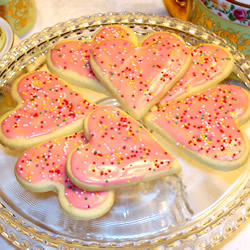 The Best Rolled Sugar Cookies…4000+ ratings can't be wrong.