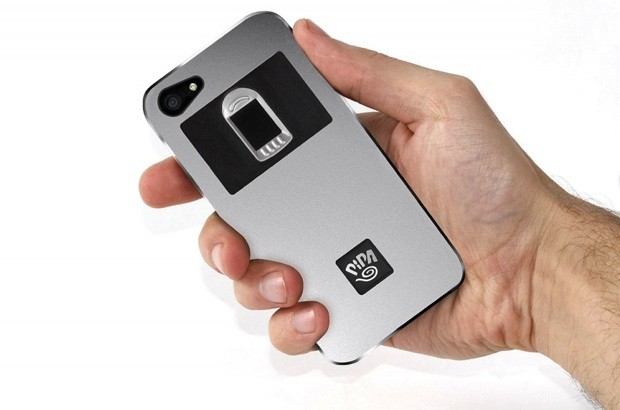 Insert Coin: PIPA Touch fingerprint reader lets phone owners authenticate most a