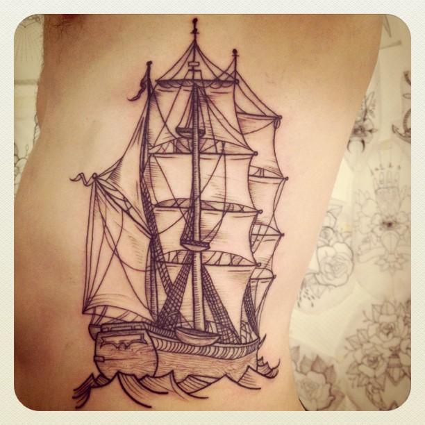 Nautical Style Tattoos FTW!