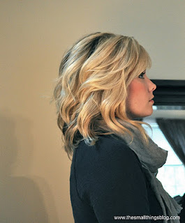 Just love her hair!