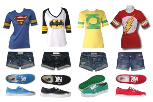 'Superhero clothes!!' on Wish