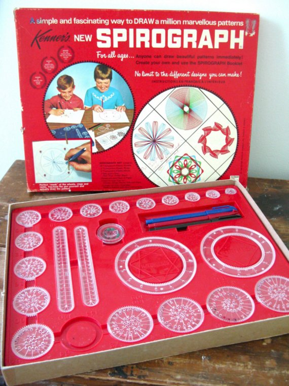 I played with these for hours at a time.