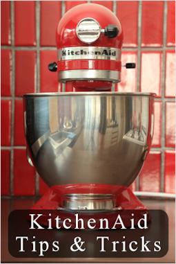 Kitchen Aid Mixer Tattoo
