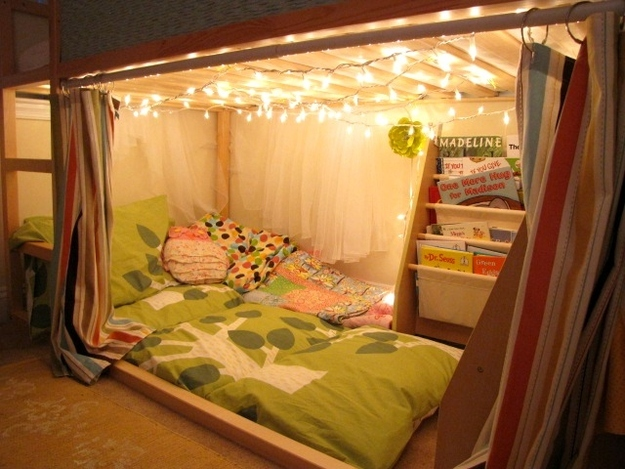 27 Ways To Rethink Your Bed – Kid and adult bed ideas