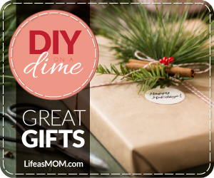 diy on a dime: great gifts