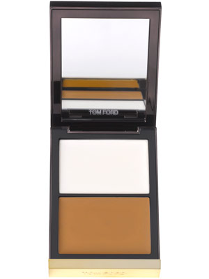 Tom Ford Shade and Illuminate: Use the highlighter on your cheekbones and the co