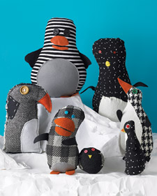 How to make stuffed animals from kids' drawings. Super cute!