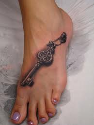 Key Tattoo