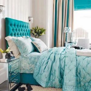 Shades of Tiffany blue