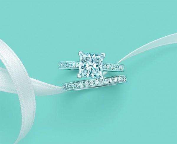 Tiffany Grace Engagment Ring.