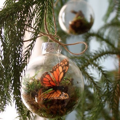Lots of good Christmas ornament crafts