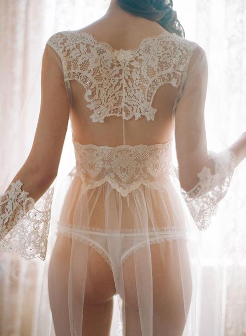 wedding night lingerie