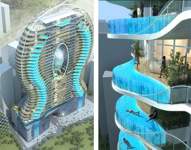 Aquaria Grande Tower