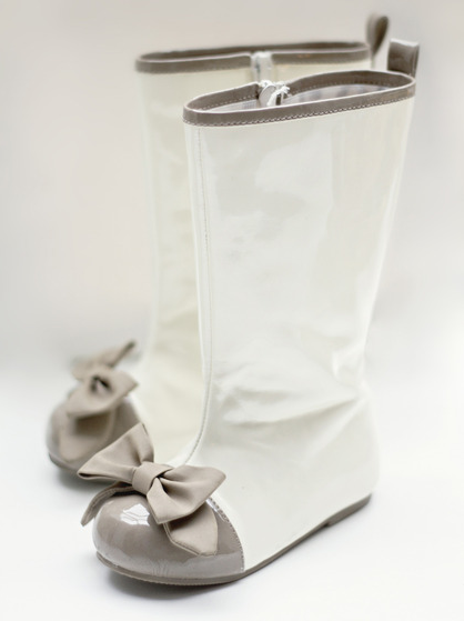These are the cutest rain boots I have ever seen!