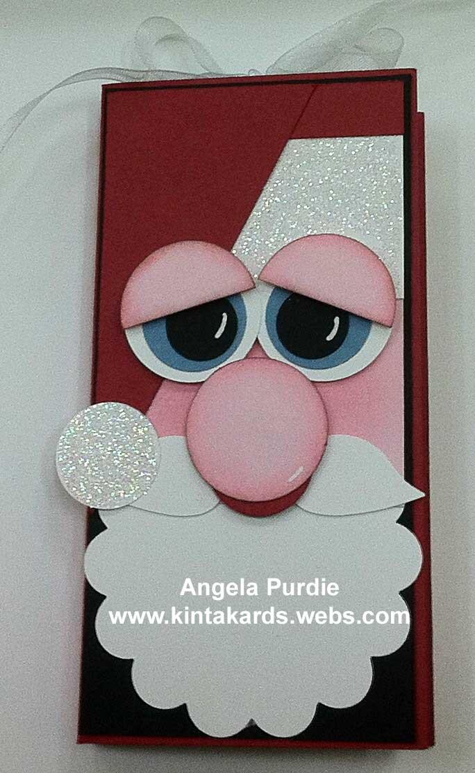 Christmas Goodies – KintaKards Creative Card & Gift Packaging