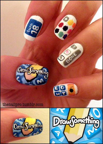 Teen Nail Art